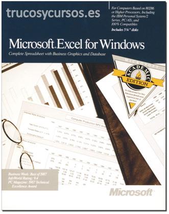Microsoft Excel v.2.0