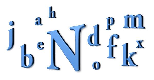 Glosario Excel: Letra N