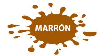 Color marrón