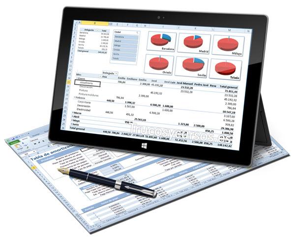 El informe CRM en Excel