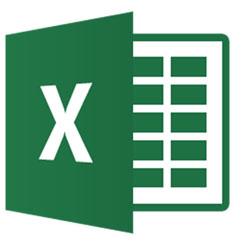 Logotipo Excel 2013 como mapa de bits