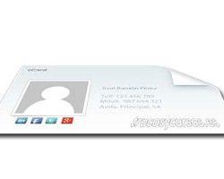 Importar un archivo vCard a Excel