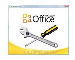 Reparar la instalación de Microsoft Excel