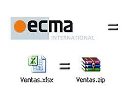 Anatomía de Excel, el interior del archivo .xlsx