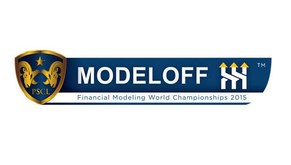 Logotipo: Campeonato mundial Excel ModelOff 2015