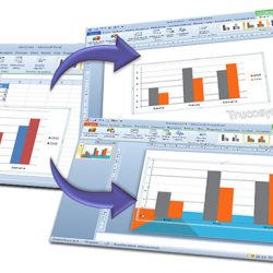Insertar gráfico Excel en Word o PowerPoint