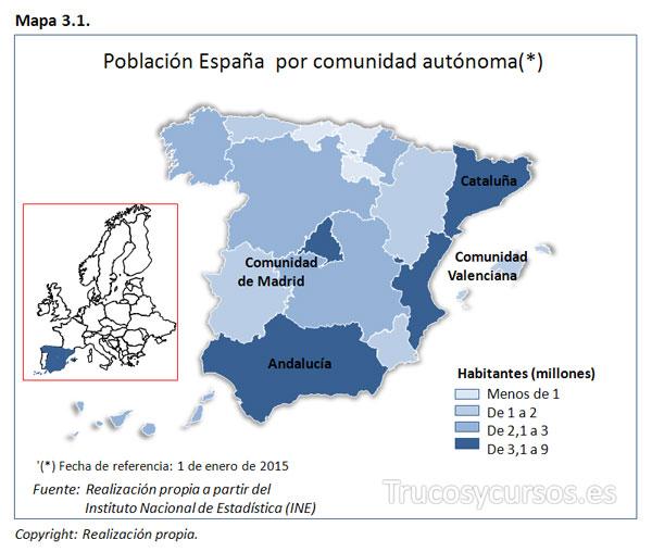 Diseño de Mapa: Mostrando el mapa de ubucación