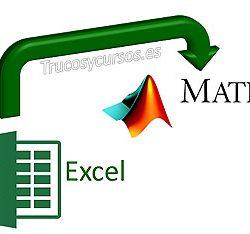 Importar datos de Excel a Matlab: logotipos