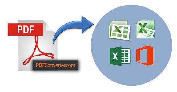 Personalizar y convertir archivos pdf a Excel con PDF Converter