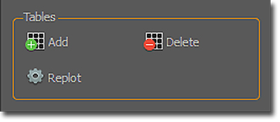 PDF Converter: Panel de PDF a Excel, área de Tabla