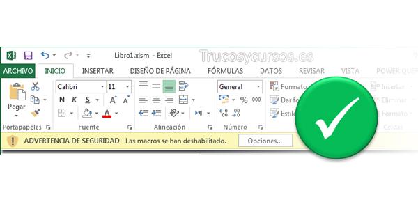 El certificado digital o firma digital en los proyectos de macros VBA Excel