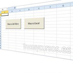 Crear una macro para todos los libros Excel (Libro de macros personal)