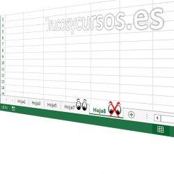 Ocultar hojas de Excel de manera segura