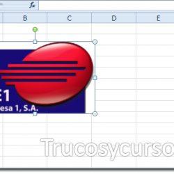Imágenes accesibles en Excel