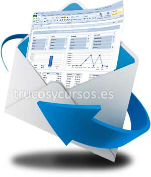 Enviar correo electrónico desde Excel