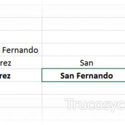 Macro para separar apellidos compuestos en Excel