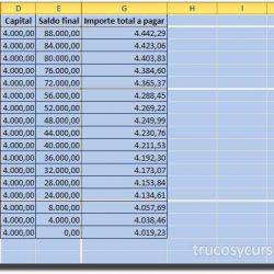 Identificar Filas y Columnas ocultas en Excel