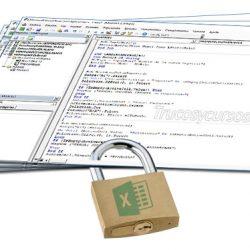 Proteger una macro en Excel