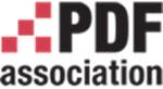 Logotipo de la PDF Association