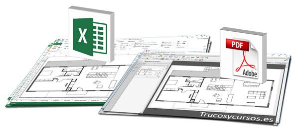 Crear archivo pdf de libro Excel como PDF/E