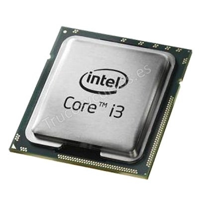 Microprocesador: Core i3