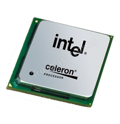 Microprocesador: Celeron