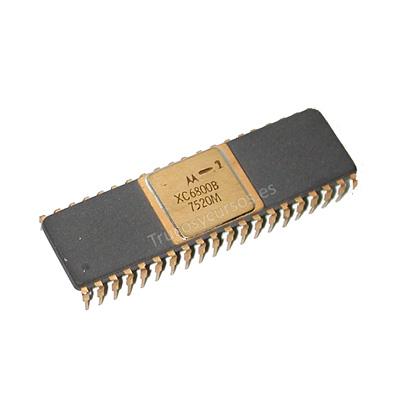 Microprocesador: Motorola 6800
