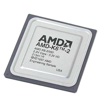 Microprocesador: AMD K6 / AMD K6-2