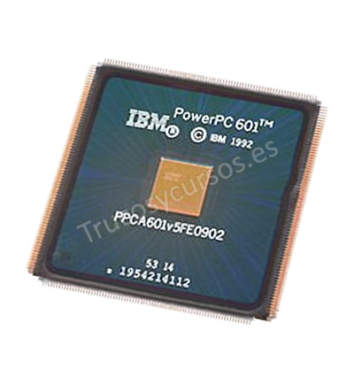 Microprocesador: PowerPC 601