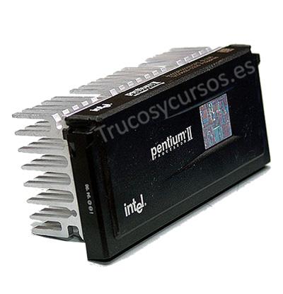 Microprocesador: Pentium II