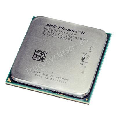 Microprocesador: AMD Phenom II y Athlon II