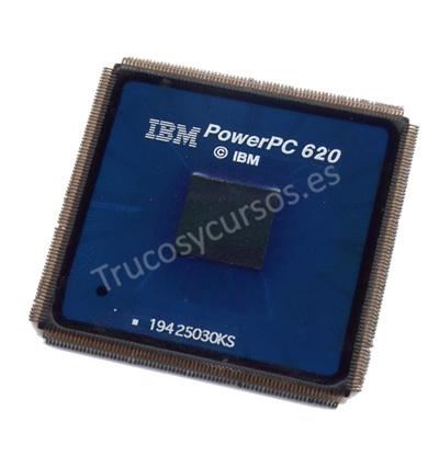 Microprocesador: PowerPC 620