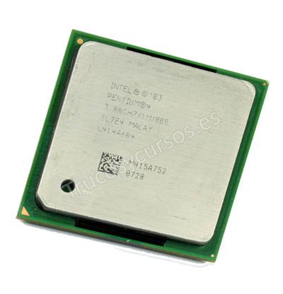 Microprocesador: Intel Pentium 4 (Prescott)