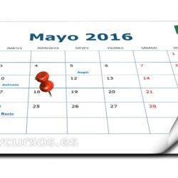 Calendario control de vacaciones en Excel