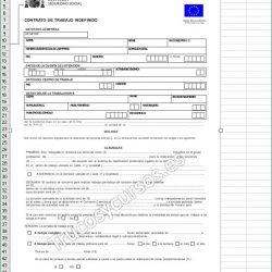 Rellenar documentos y formularios en Excel