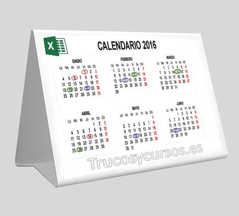 Control de Vacaciones para los trabajadores en Excel