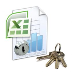 Proteger libros Excel con contraseña de apertura
