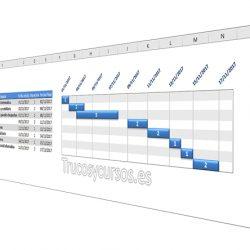 Gestiona tus tareas y proyectos con Excel