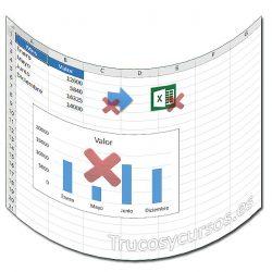 Eliminar todos los objetos de una hoja Excel
