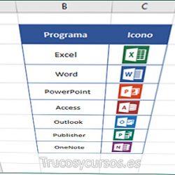 Insertar una imagen en la celda de Excel