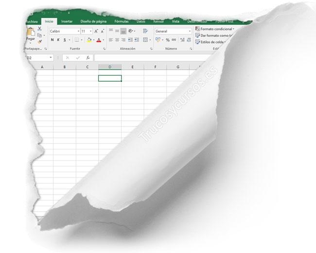 Reparar un libro dañado de Excel