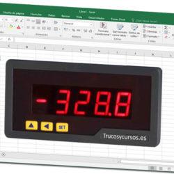 Formato de horas con milisegundos en Excel