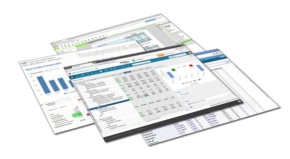 Anaplan, WDesk y Adaptive Insights como los hermanos mayores de Excel