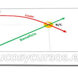 La relación Beneficio/Costo (B/C) en Excel