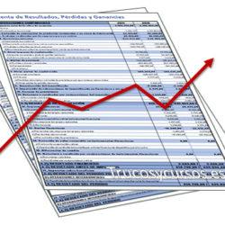 Cuenta de Resultados, Pérdidas y Ganancias en Excel