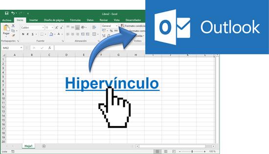 Buscar el email con hipervínculo en Excel