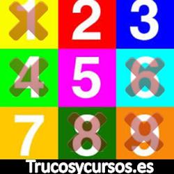 Calculadora de números primos en Excel.
