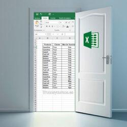 Problemas al abrir o guardar el libro en Excel
