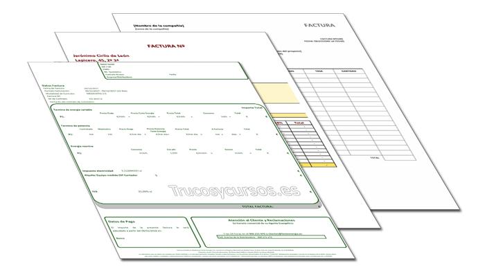 Autonumerar facturas en Excel