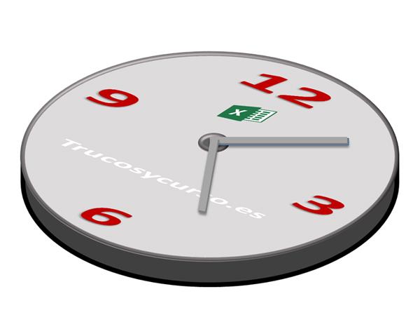 Gestiona las horas extras de los trabajadores en Excel